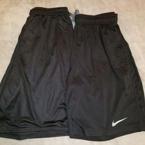 2 pair Youth Med Nike & Hibbets